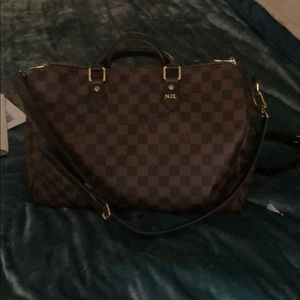 Louis Vuitton speedy B